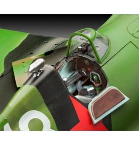 REVELL 03914 Myśliwiec bombowy Polikarpov I-16 Rata