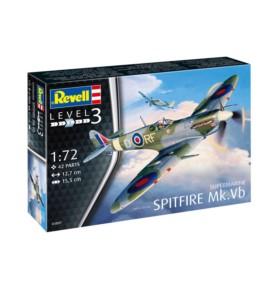 REVELL 03927 Myśliwiec Spitfire Mk. IXC