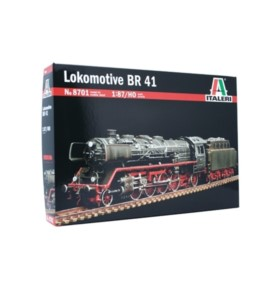 ITALERI 8701 Lokomotywa BR 41