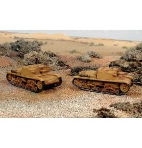 ITALERI 7519 Działo Semovente M40 da 75/18