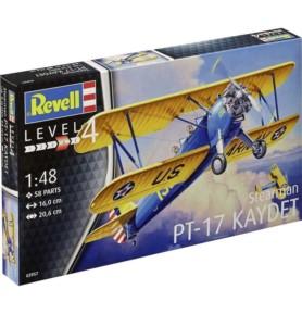 REVELL 03957 Dwupłatowiec Stearman P-17 Kaydet