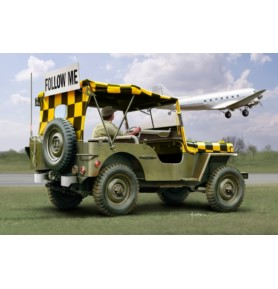 """ITALERI 70390 Pojazd Jeep """"Follow Me"""""""
