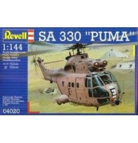 REVELL 04020 Śmigłowiec transportowy Sa 330 Puma RAF