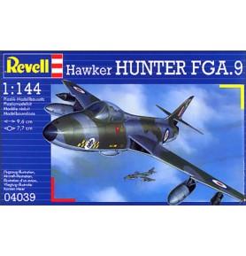REVELL 04039 Myśliwiec Hawker Hunter FGA.9