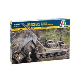ITALERI 6547 Pojazd M32B1 Armoured Recovery Vehicle