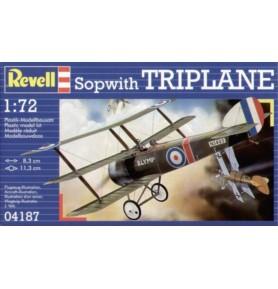 REVELL 04187 Myśliwiec Sopwith Triplane
