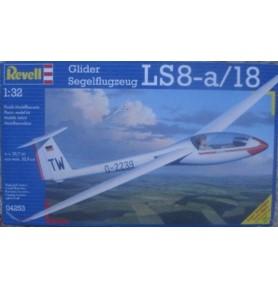 REVELL 04253 Szybowiec Glider Plane LS8-a