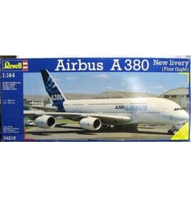 REVELL 04218 Samolot pasażerski Airbus A-380 FF