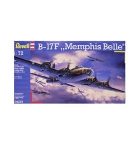 REVELL 04279 Ciężki bombowiec B-17F Memphis Belle