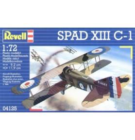 REVELL 04125 Myśliwiec Spad XIII C-1