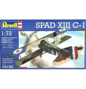 REVELL 04192 Myśliwiec Spad XIII C-1