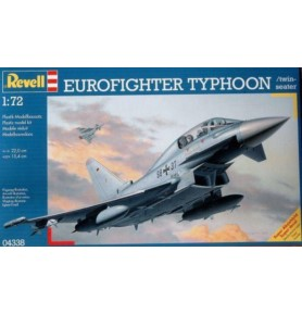 REVELL 04338 Myśliwiec Eurofighter Typhoon