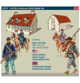 ITALERI 6179 Akcesoria Bitwa na farmie