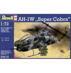 REVELL 04415 Śmigłowiec Ah-1W Super Cobra