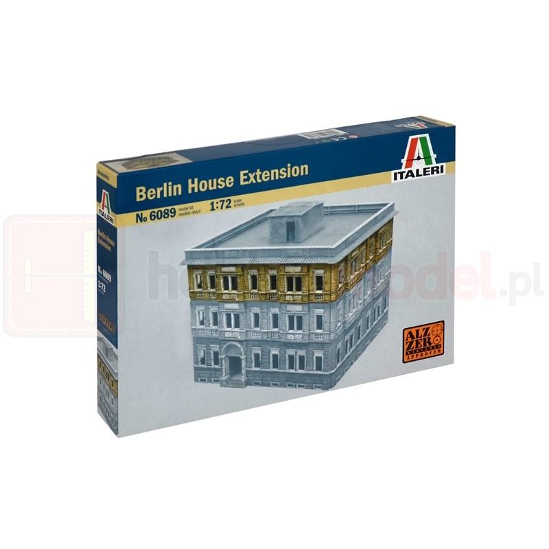 ITALERI 6089 Akcesoria Rozbudowa berlińskiego domu