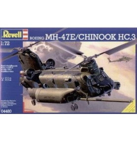 REVELL 04480 Śmigłowiec MH-47 E Chinook