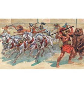 ITALERI 6062 Figurki Gladiatorzy