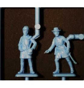 ITALERI 6038 Figurki Artyleria Unii