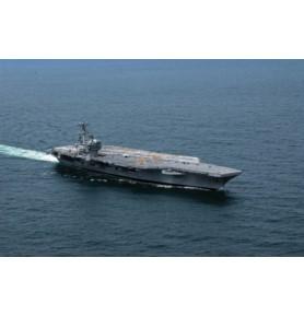 ITALERI 5534 Lotniskowiec U.S.S. George H. W. Bush CVN-77