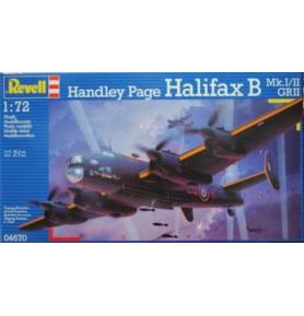 REVELL 04670 Bombowiec Handley Page Halifax Mk. I/II