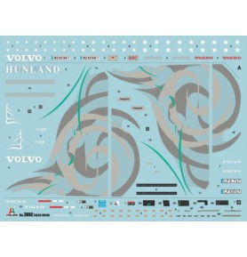 ITALERI 3892 Ciągnik Volvo VN 780