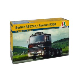ITALERI 3902 Ciągniki Berliet R352ch / Renault R360