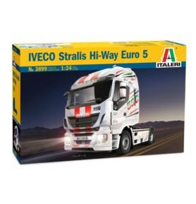 ITALERI 3899 Ciężarówka IVECO Stralis Hi-Way Euro 5