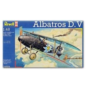 REVELL 04684 Myśliwiec Albatros D.V