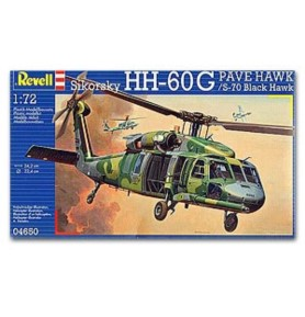 REVELL 04650 Śmigłowiec Sikorsky HH-60G Pave Hawk