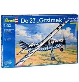 """REVELL 04745 Samolot wielozadaniowy Dornier Do 27 """"Grzimek"""""""