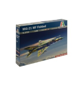 ITALERI 2715 Myśliwiec MiG-21 MF Fishbed