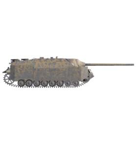 ITALERI 36510 Działo World Of Tanks: Jagdpanzer IV