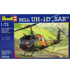 REVELL 04444 Śmigłowiec Bell UH-1D Huey