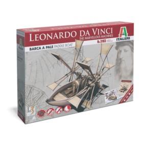 ITALERI 3103 Leonardo Da Vinci Łódź wiosłowa