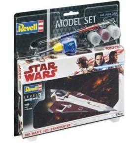 REVELL 63614 Star Wars Obi Wan's Jedi (zestaw)