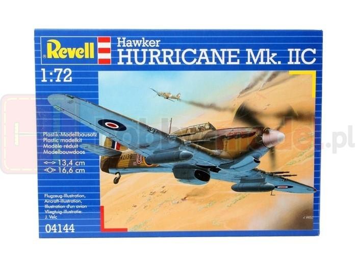 REVELL 04144 Myśliwiec Hawker Hurricane Mk. IIC.