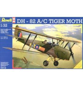 REVELL 04712 Samolot szkoleniowy de Havilland Tiger Moth