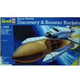 REVELL 04736 Wahadłowiec Discovery