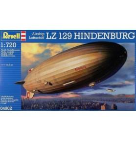 REVELL 04802 Sterowiec LZ 129 Hindenburg