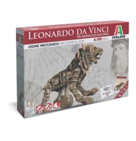 ITALERI 3102 Leonardo Da Vinci Mechaniczny lew