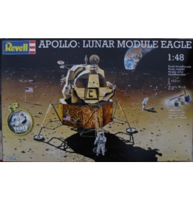 REVELL 04828 Łazik Lunar Module Eagle (zestaw)