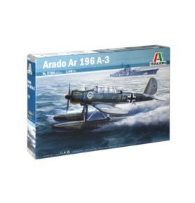 ITALERI 2784 Wodnosamolot Arado Ar 196 A-3
