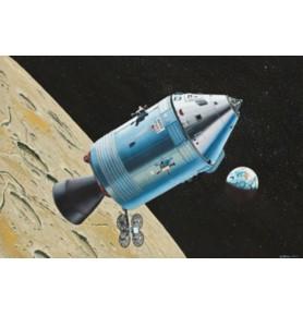 REVELL 04831 Apollo: Moduł dowodzenia/serwisowy
