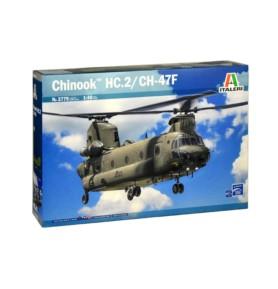 ITALERI 2779 Śmigłowiec Chinook HC.2/CH-47F