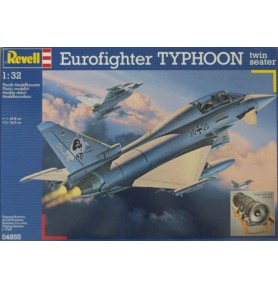 REVELL 04855 Myśliwiec Eurofighter Typhoon twin seater