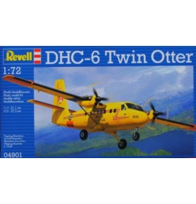 REVELL 04901 Samolot transportowy Dhc-6 Twin Otter