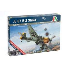 ITALERI 2690 Bombowiec Ju 87 B-2 Stuka