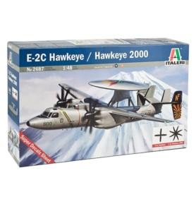 ITALERI 2687 Wczesnego Ostrzegania E2-C Hawkeye