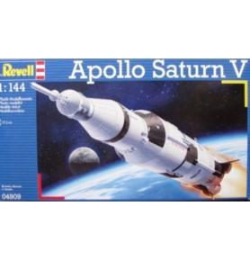 REVELL 04909 Rakieta kosmiczna Apollo: Saturn V
