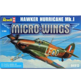 REVELL 04913 Myśliwiec Hawker Hurricane
